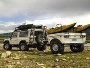 1995 LAND ROVER Land Rover Defender North American Spec