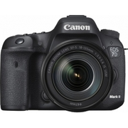 Canon - EOS 7D Mark II DSLR Camera with EF-S 18-135mm IS U55